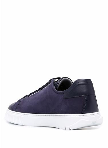 Salvatore Ferragamo Sneakers Lacivert